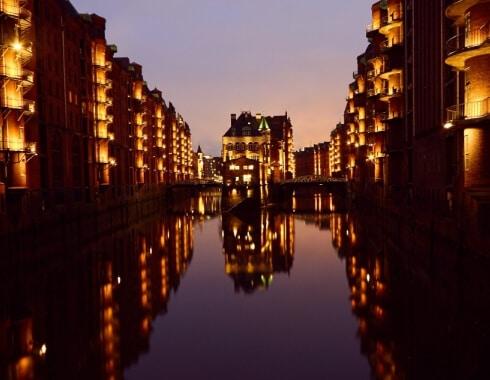 Speichestadt Hamburg