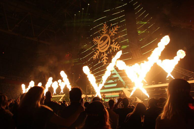 BigCityBeats WORLD CLUB DOME – Winter Edition kommt nach Düsseldorf