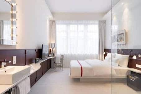Ruby Leni Hotel Zimmer